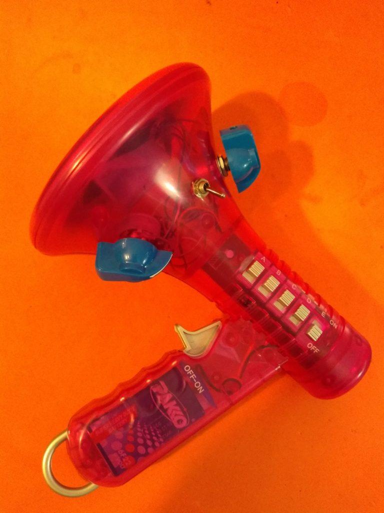 Potar Toysmith Megaphone