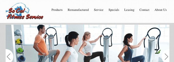 Southern California Fitness Service