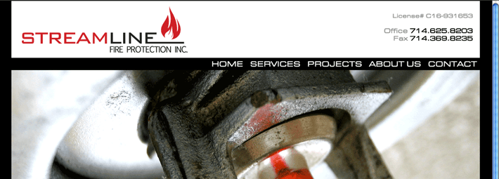 Streamline Fire Protection