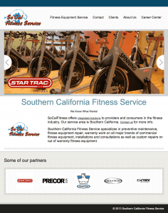 SoCal Fitness Service