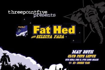 Fat Hed, Club Pepe Le Pue
