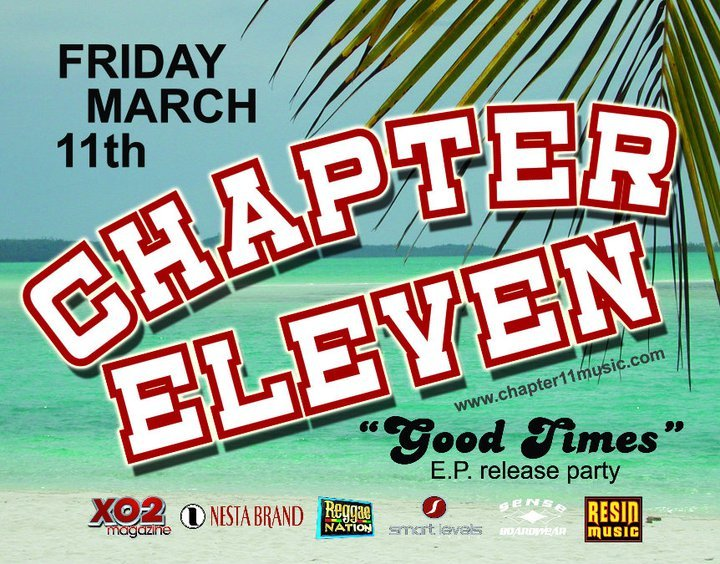 Chapter EP release party