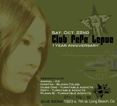 Club Pepe Le Pue