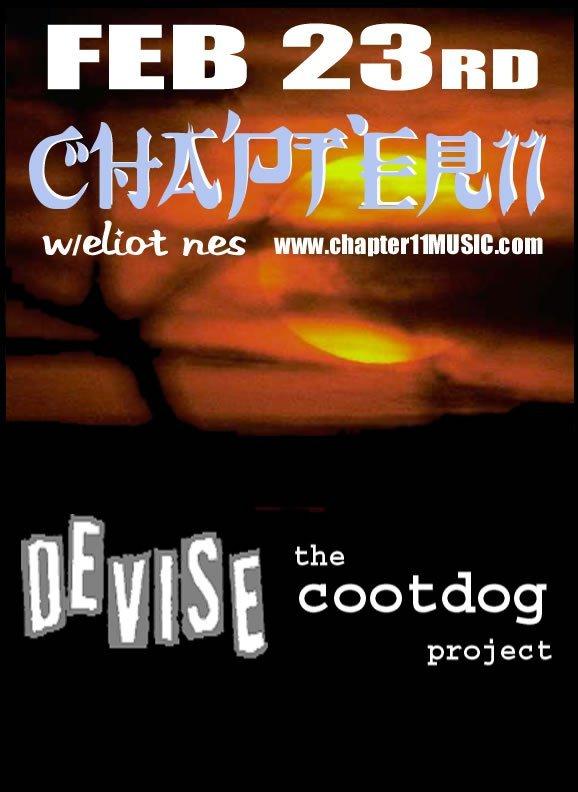 Chapter 11, Devise