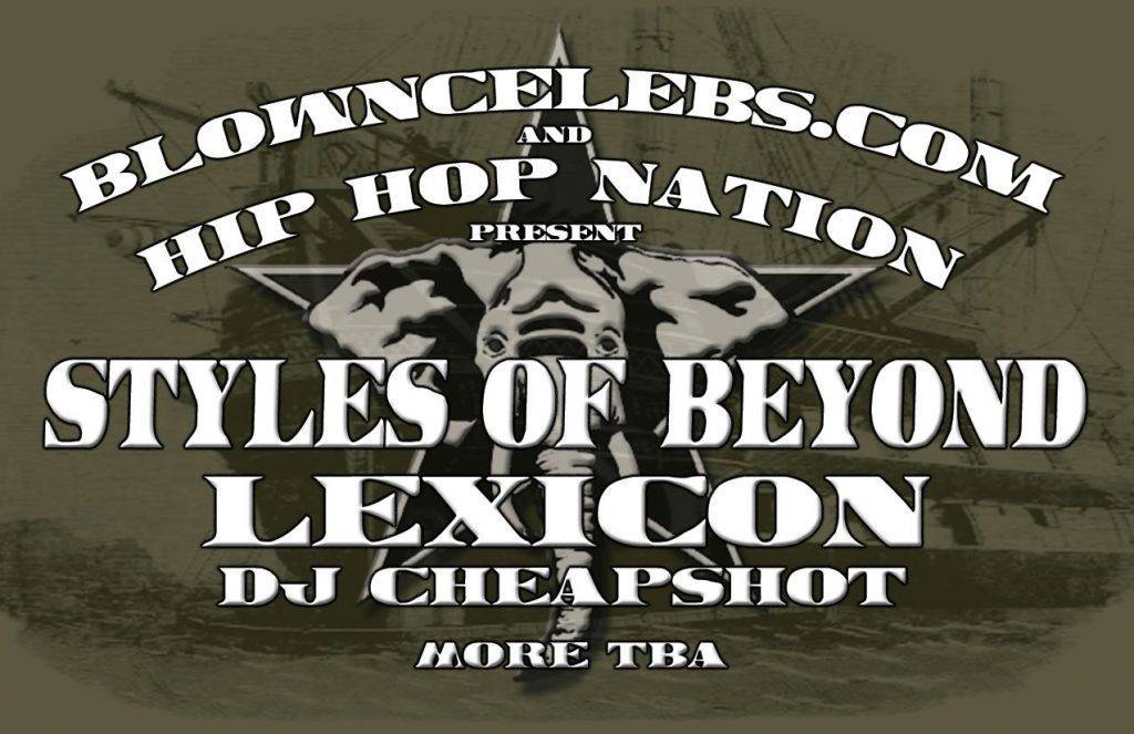 Styles of Beyond, Lexicon