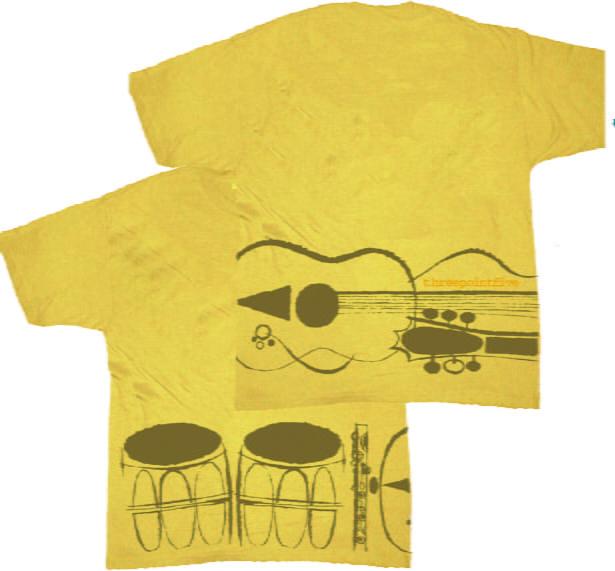 Three point Five clothing Bongo streetwear design