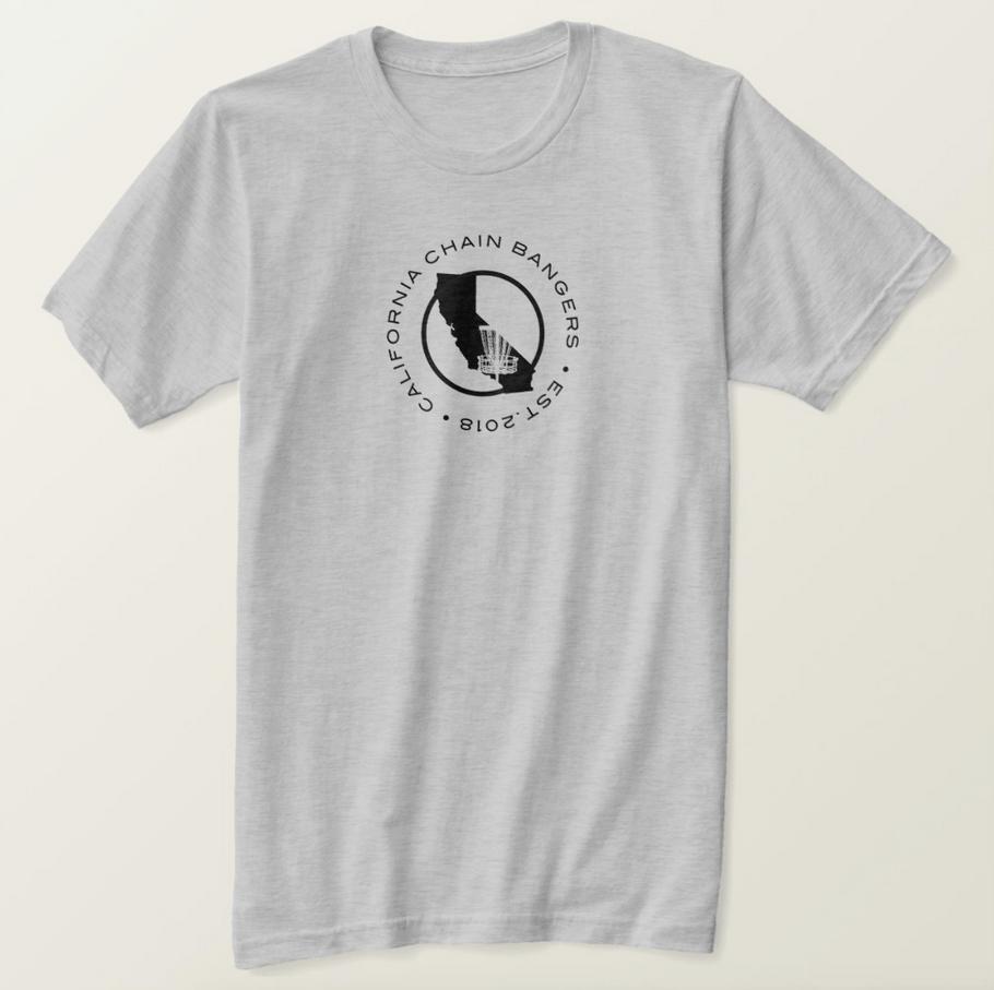 disc golf t shirt design
