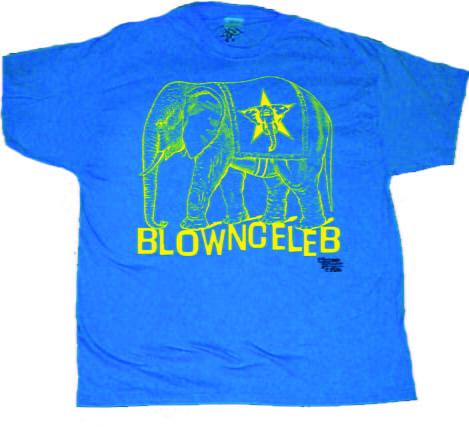Blown Celeb circus street wear design