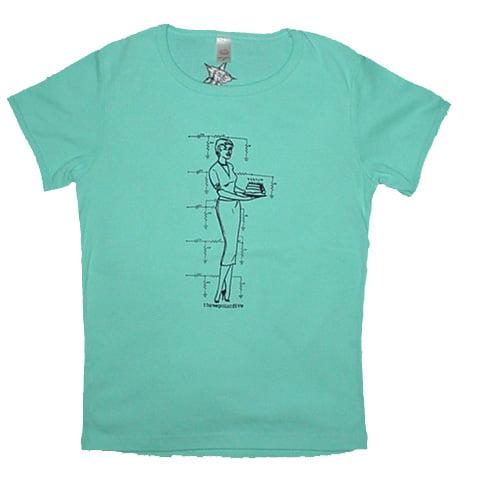 womans schematic streetwear design