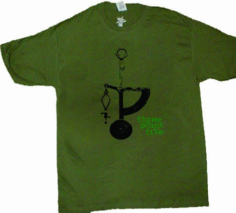 mens scale streetwear tshirt